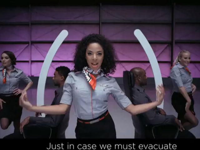 Virgin VS Delta Safety Video