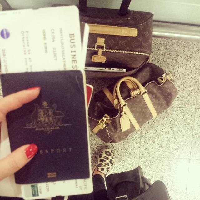 boarding pass instagram