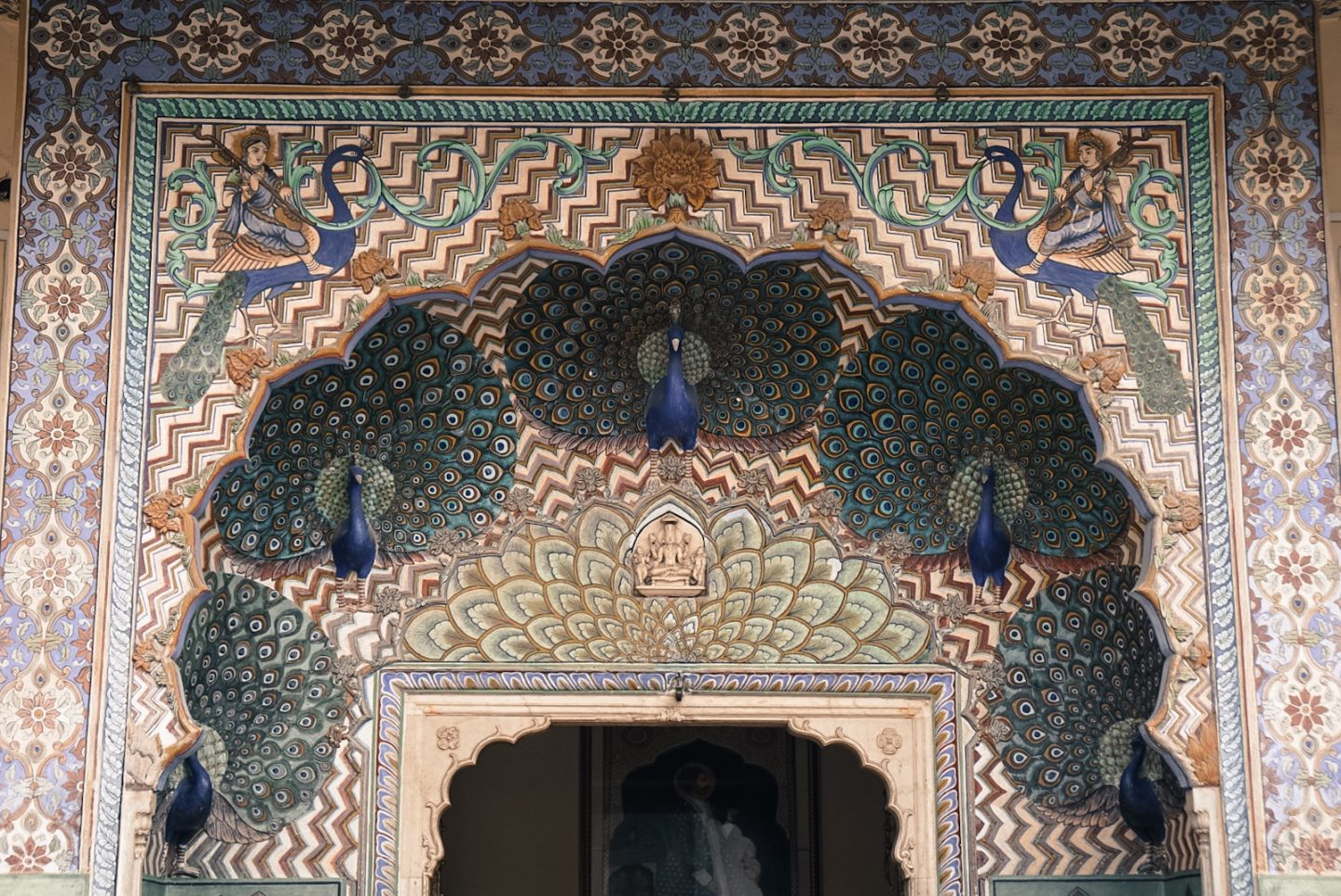 Jaipur_India_Citypalacepeacock_What_to _do_in_Jaipur